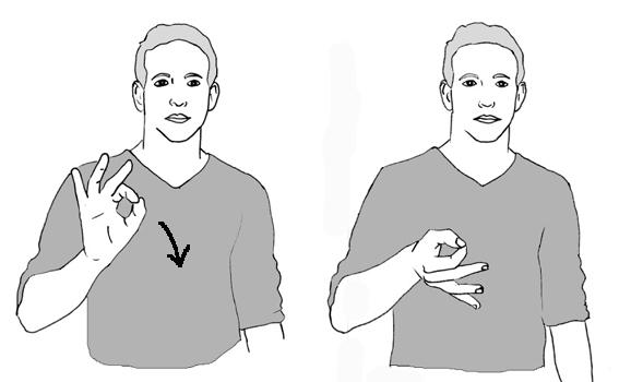 Exceptionnel Initiation à la langue des signes HV95
